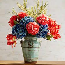 Faux Flower Arrangements Floral Arrangements Wreaths Flowers And Plants Pier 1 Imports