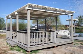 Vinyl Patio Roof Idaho Custom Patio Covers Butte Fence