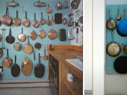 kitchen pegboard ideas tips for organizing a small kitchen range hoods inc