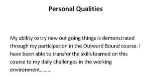 Resume Qualities Produce A Targeted Resume Otago Polytechnic Community Learning