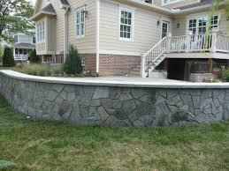 retaining wall builder landscape contractors