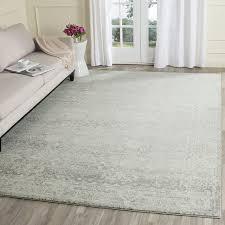 7 x 10 area rug amazon com safavieh evoke collection evk270z vintage silver and
