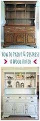 How To Paint Old Furniture by 25 Best Country Hutch Ideas On Pinterest Farm House Farmhouse