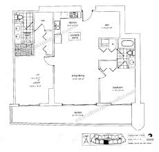 the ivy miami condo floor plans