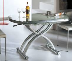 Coffee Tables That Lift Up Lift Coffee Table Lifts Lowers Opens Into A Full Round Dining Table