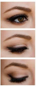 comment se maquiller pour un mariage les 25 meilleures idées de la catégorie maquillage yeux bruns sur
