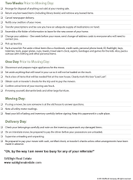 download the best moving checklist ever hagen powellmoving