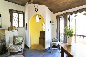fairy tale cottage in cahuenga pass hits the market asking 949k