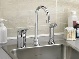 Wall Mount Kitchen Faucet With Sprayer Faucet Commercial Kitchen Faucet Sprayer Amazing Touch Faucet