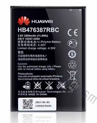 huawei ascend g750 battery hb476387rbc 3000 mah parts4gsm