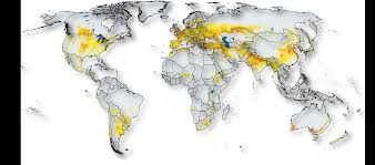 Global Map Of The World by Wheat In The World Cgiar Research Program On Wheat