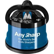 anysharp global world u0027s best knife sharpener review