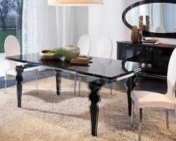 casa rossa sofa dining table vendome glass acrylic tonin casa 8005 buy оrder