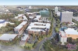 Atlanta Braves Parking Map by How Atlanta U0027s Stadium Building Madness Is Nothing New Curbed Atlanta