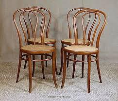 chaise bistrot 4 chaises bistrot austro hongroises n 18 ungvar 1900 ca en