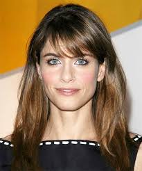 Hochsteckfrisurenen Casual by Amanda Peet Hairstyle Casual Hair Stuff