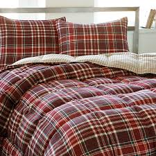 handsome plaid bedding set all modern home designs