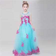 graduation dresses for kids compare prices on graduation dresses kids blue online shopping