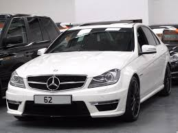 used mercedes c63 amg used 2013 mercedes c class c63 amg for sale in bradford