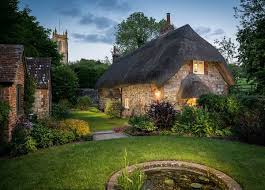 rental cottage faerie door cottage in wiltshire