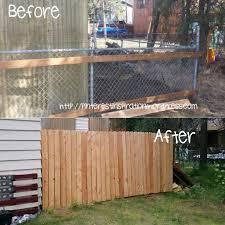 Backyard Privacy Ideas Cheap Cheap Fence Ideas For Backyard Gardening Design