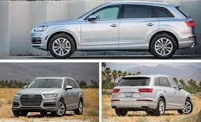 audi q7 starting price audi q7 reviews audi q7 price photos and specs car and driver