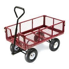tractor supply gun safe black friday groundwork garden utility cart 800 lb capacity tractor supply