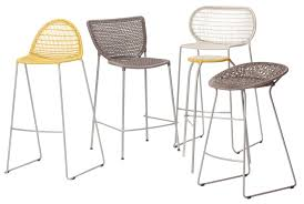 Breakfast Bar Stools Kitchen Accessories Syntethic Stackable Bar Stools Target With