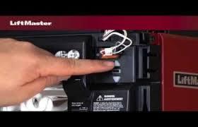 How To Adjust A Craftsman Garage Door Opener by Support Videos Liftmaster
