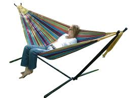 Chair Hammock With Stand Double Hammock With Stand For 94 See Mom Click