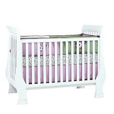 Sleigh Crib Convertible White Sleigh Cribs Crib Convertible Baby Or Brown Carum