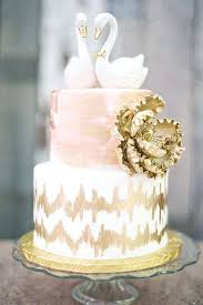 glass wedding cake toppers swan wedding cake toppers a rustic glam in gold weddings swans and