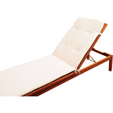 Chaise Lounge Patio Amazonia Washburn Eucalyptus Patio Chaise Lounge Ultimate Patio