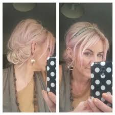 elastic hair band hairstyles 109 best everyday hairstyle ideas for thin hair images on