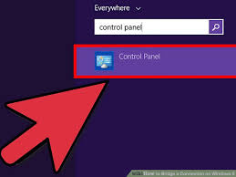 membuat jaringan wifi pada windows 8 how to bridge a connection on windows 8 4 steps with pictures