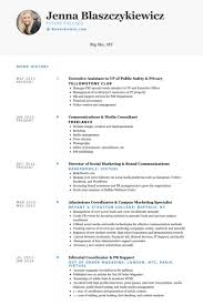 best administrative assistant resume example livecareer within