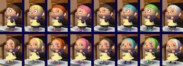 hairstyles animal crossing city folk