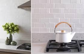 white tile kitchen backsplash 5 favorites textural white tile backsplashes remodelista