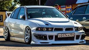 mitsubishi galant tuning wow youtube