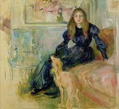 Best Images About Berthe Morisot On Pinterest French Dining - Berthe morisot in the dining room