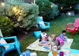 Summer Backyard Ideas Backyard Summer Outdoor Entertaining Ideas