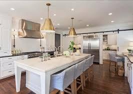 kitchen beautiful white brown wood stainless modern design white
