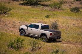 Dodge Ram Wagon - can a ram rebel keep up with a power wagon in the arizona desert
