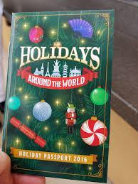 epcot introduces international holiday treats around the world