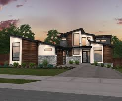 modern home house plans house plans by stewart stewart home design