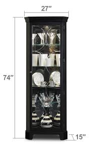 curio cabinet leons curio cabinets product 3670 1 jpg striking