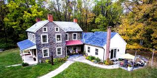 1800s Farmhouse Floor Plans Historic Homes Of Bucks County Pa For Sale Built Prior To 1900