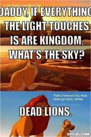Lion King Meme - lion king meme by squid dragon games on deviantart
