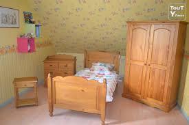 chambre pin massif chambre enfant en pin massif venoy 89290