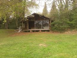 log cabin at branksome place and weather of course garden office